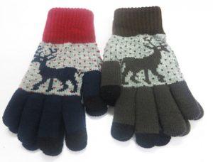指先を温める手袋