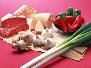 身体の活力を高める食べ物