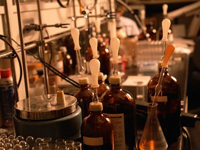 化学実験場