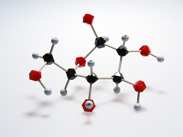 化学式の模型