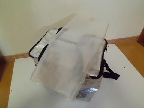 金魚用のビニール袋