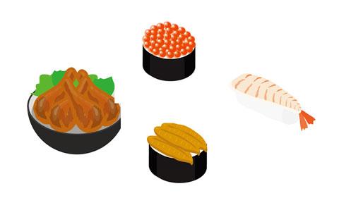 プリン体を多く含む食べ物