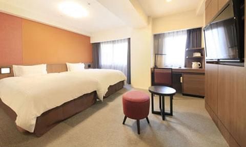 リッチモンドホテル鹿児島金生町の部屋