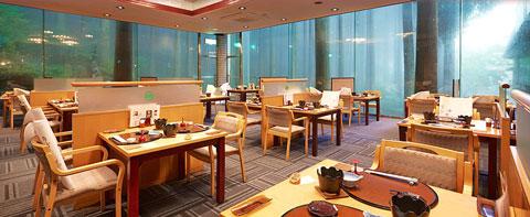霧島ホテルレストラン