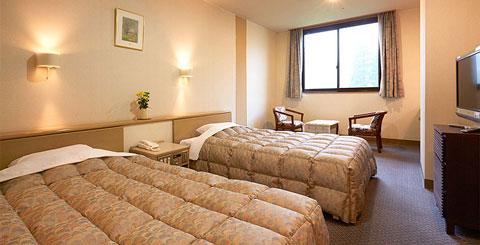 霧島ホテル洋室