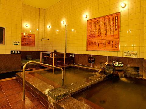 霧島ホテルサウナと水風呂