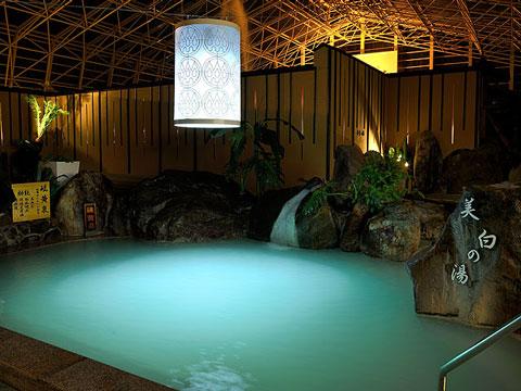 霧島ホテル美白の湯