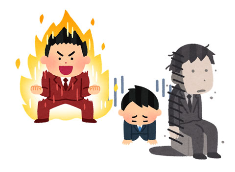 エンドレスな仕事をやっていて燃え尽きた人