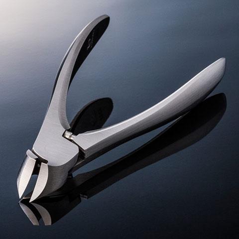 ニッパー式爪切り