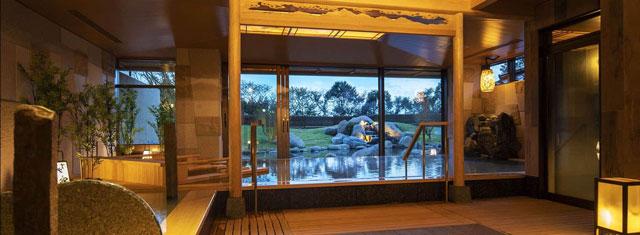 ラビスタ霧島ヒルズの大浴場