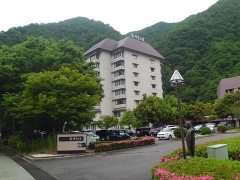 宇奈月温泉やまのはホテル別館