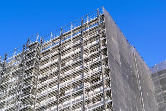 マンションの大規模修繕